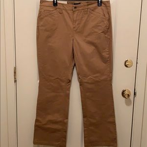 NWT Tommy Hilfiger Low Rise Stretch Pants